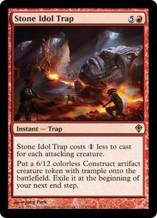 Stone Idol Trap