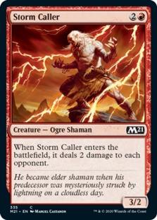 Storm Caller