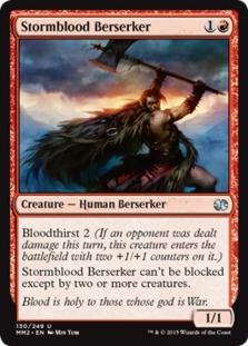 Stormblood Berserker [MM2] (F)