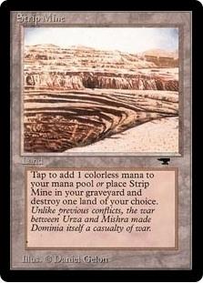 Strip Mine <Uneven Horizon> [ATQ]
