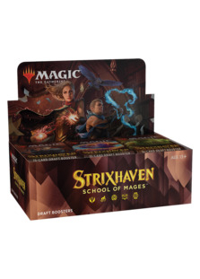 Strixhaven: School of Mages Draft Booster Box <sealed> [STX]