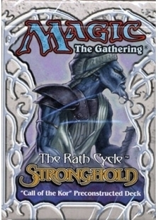 Stronghold Theme Deck: Call of the Kor
