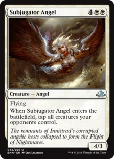 Subjugator Angel [EMN] (F)