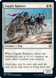 Supply Runners