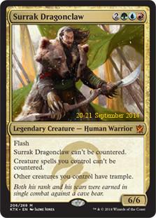 Surrak Dragonclaw [PRM-PRE] (F)