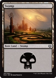 Swamp <257> [KLD]