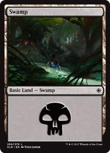 Swamp <269> [XLN]