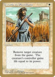 Swords to Plowshares <Bertrand Lestree> [PTC]