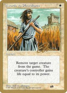 Swords to Plowshares <Eric Tam - SB> [PTC]