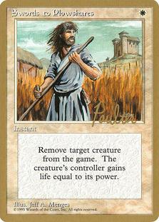 Swords to Plowshares <Preston Poulter> [PTC]
