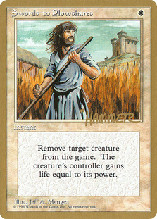 """Swords to Plowshares <Shawn """"Hammer"""" Regnier> [PTC]"""