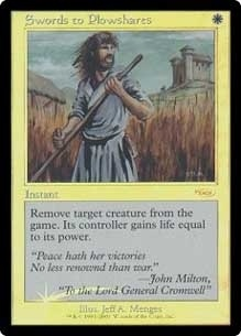 Swords to Plowshares [PRM-FNM] (F)