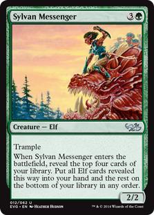 Sylvan Messenger [DD3_EVG]