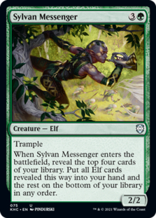 Sylvan Messenger [KHC]