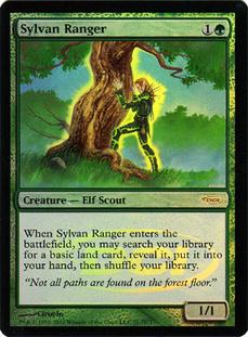 Sylvan Ranger [PRM-WPN] (F)