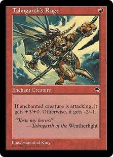 Tahngarth's Rage [TE]