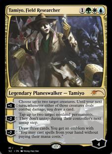 Tamiyo, Field Researcher [SL2]