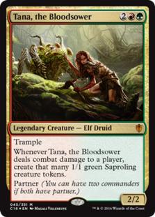 Tana, the Bloodsower [C16] (F)