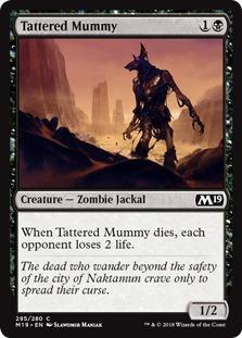 Tattered Mummy