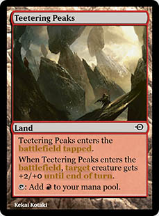 Teetering Peaks [PRM] (F)