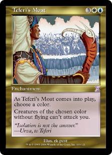 Teferi's Moat
