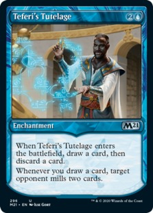 Teferi's Tutelage <showcase> [M21]