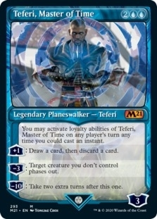 Teferi, Master of Time