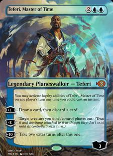 Teferi, Master of Time [PRM]