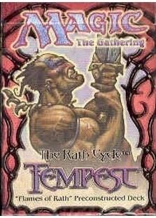 Tempest Theme Deck: Flames of Rath