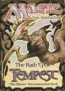 Tempest Theme Deck: The Slivers