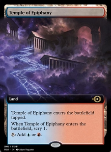 Temple of Epiphany [PRM]