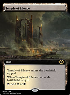 Temple of Silence [PRM] (F)
