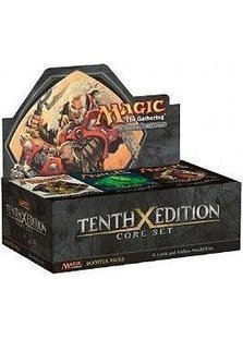 Tenth Edition Booster Box