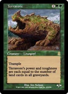 Terravore [OD] (F)