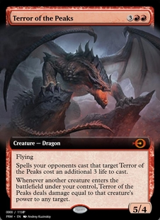 Terror of the Peaks [PRM]