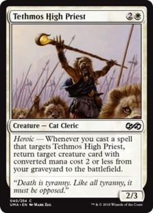 Tethmos High Priest