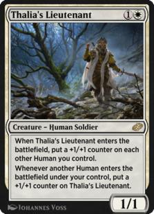 Thalia's Lieutenant [J21]