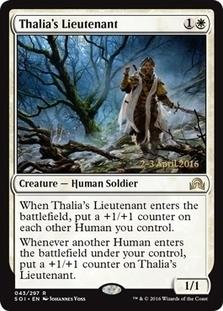 Thalia's Lieutenant [PRM-PRE] (F)