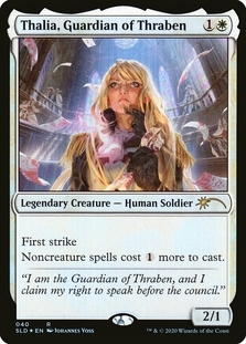 Thalia, Guardian of Thraben <40> [SLD] (F)