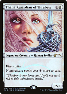 Thalia, Guardian of Thraben [PRM-WMCQ] (F)