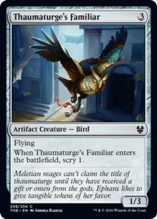 Thaumaturge's Familiar [THB] (F)