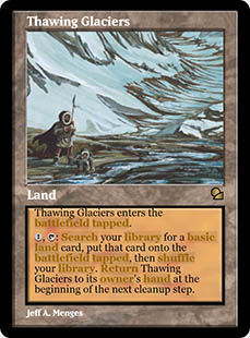Thawing Glaciers [MED]