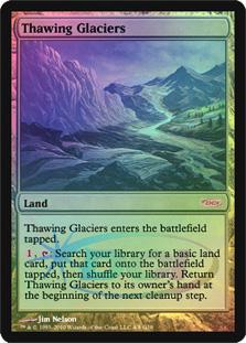 Thawing Glaciers [PRM-JUD] (F)