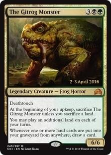 The Gitrog Monster [PRM-PRE] (F)