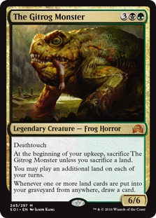 The Gitrog Monster