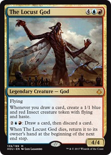 The Locust God [HOU]
