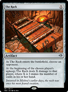 The Rack [PRM]