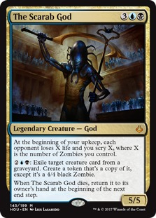 The Scarab God [HOU]