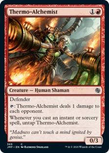 Thermo-Alchemist