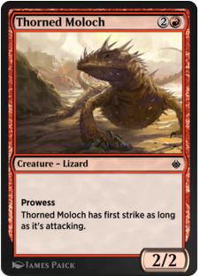 Thorned Moloch
